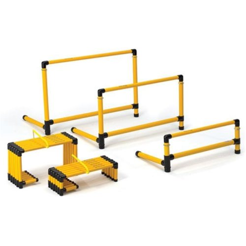 SSN 1379887 12 in. Smart Hurdle 2 - Set of 6