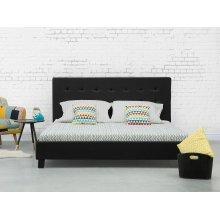 Bed - Super King Size Bed Frame - Upholstered - LA ROCHELLE