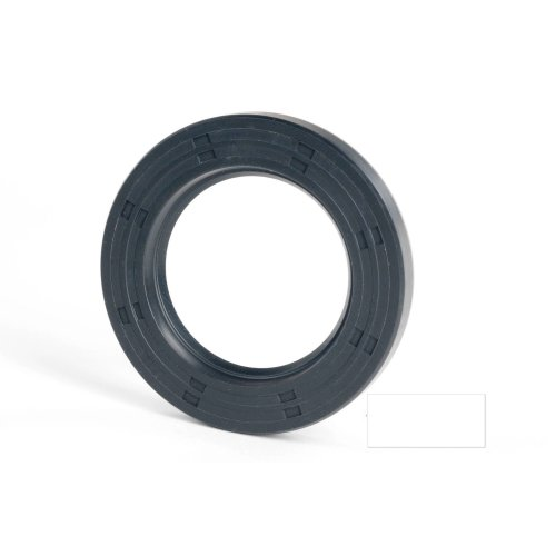 4x9x3mm Oil Seal Nitrile R21 Single Lip Springless 2 Pack