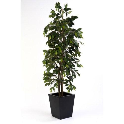 Artificial Silk Ficus Cane Tree FR