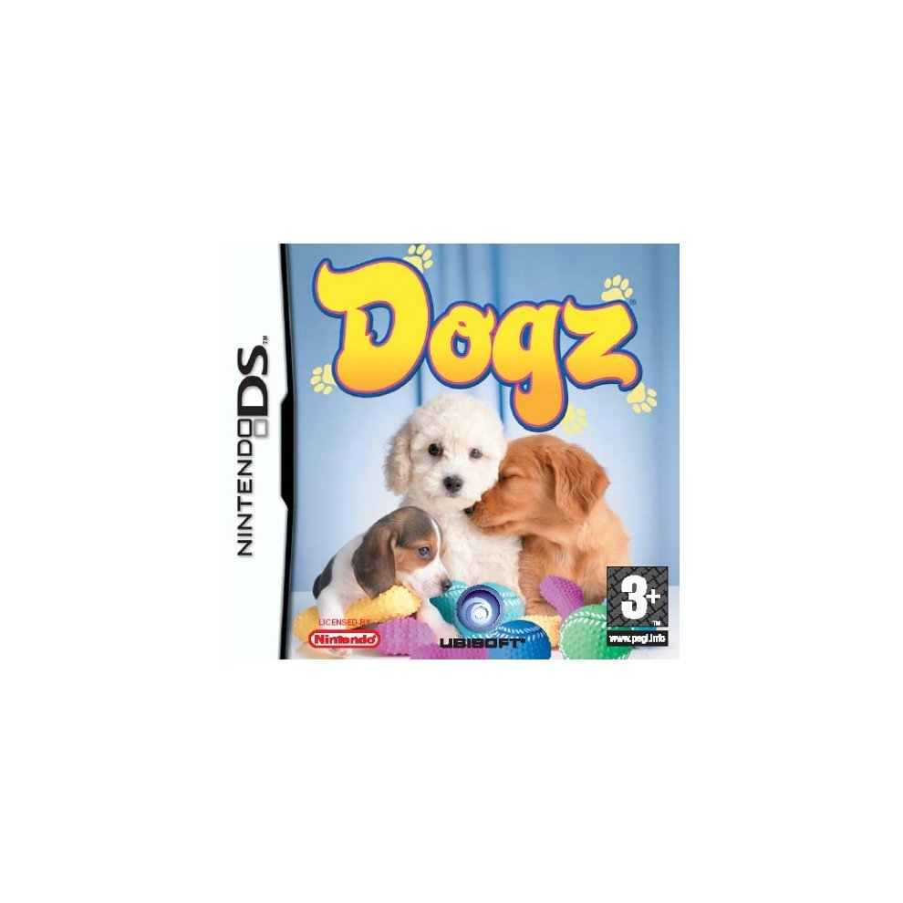 Dogz (Nintendo DS)