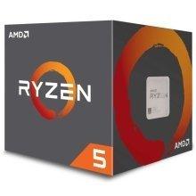AMD Ryzen 5 1600 3.4GHz 6-Core 65W AM4 CPU Retail
