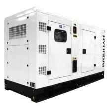 Hyundai DHY125KSE Three Phase Diesel Generator 99kW
