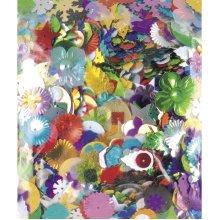 Sequins & Spangles 1lb Classroom Pack-Assorted Shapes & Colors
