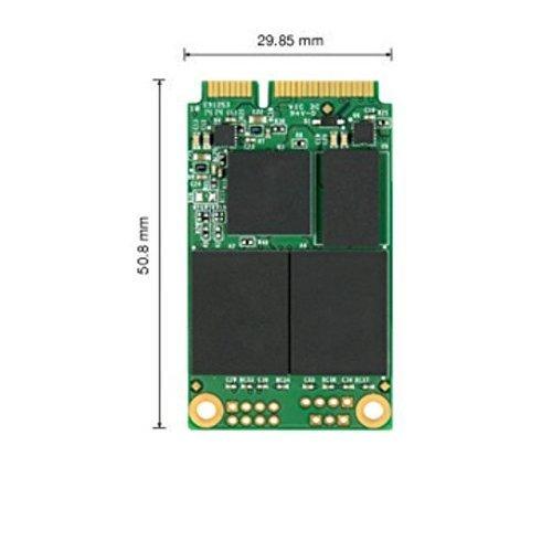 Transcend 128GB SATA III 6Gb s MSA370 mSATA Solid State Drive TS128GMSA370