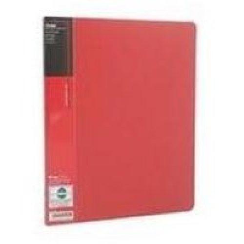 Pentel Display Book Wing Red personal organizer