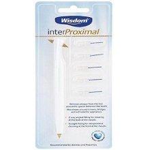 Wisdom Interproximal -  wisdom interproximal brushes interdental 5 pack teeth braces orthodontic per