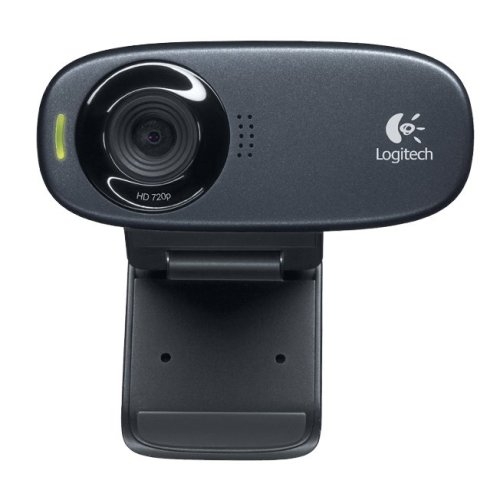 Logitech C310 5MP 1280 x 720pixels USB Black