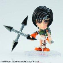Final Fantasy Trading Arts Kai Mini Yuffie Figure -  final fantasy yuffie kisaragi trading arts kai figure new ffvii mini square enix ff7