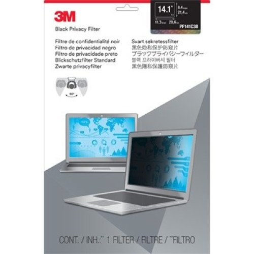 "3m 14.1"" Standard Laptop Privacy Filter"