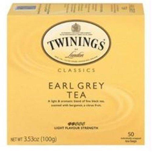 Twinings B80812 Twinings Earl Grey Classic -6x50 Ea