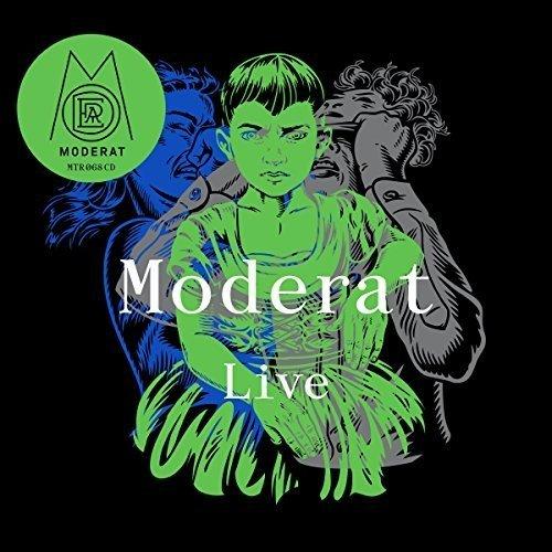 Moderat - Live [CD]