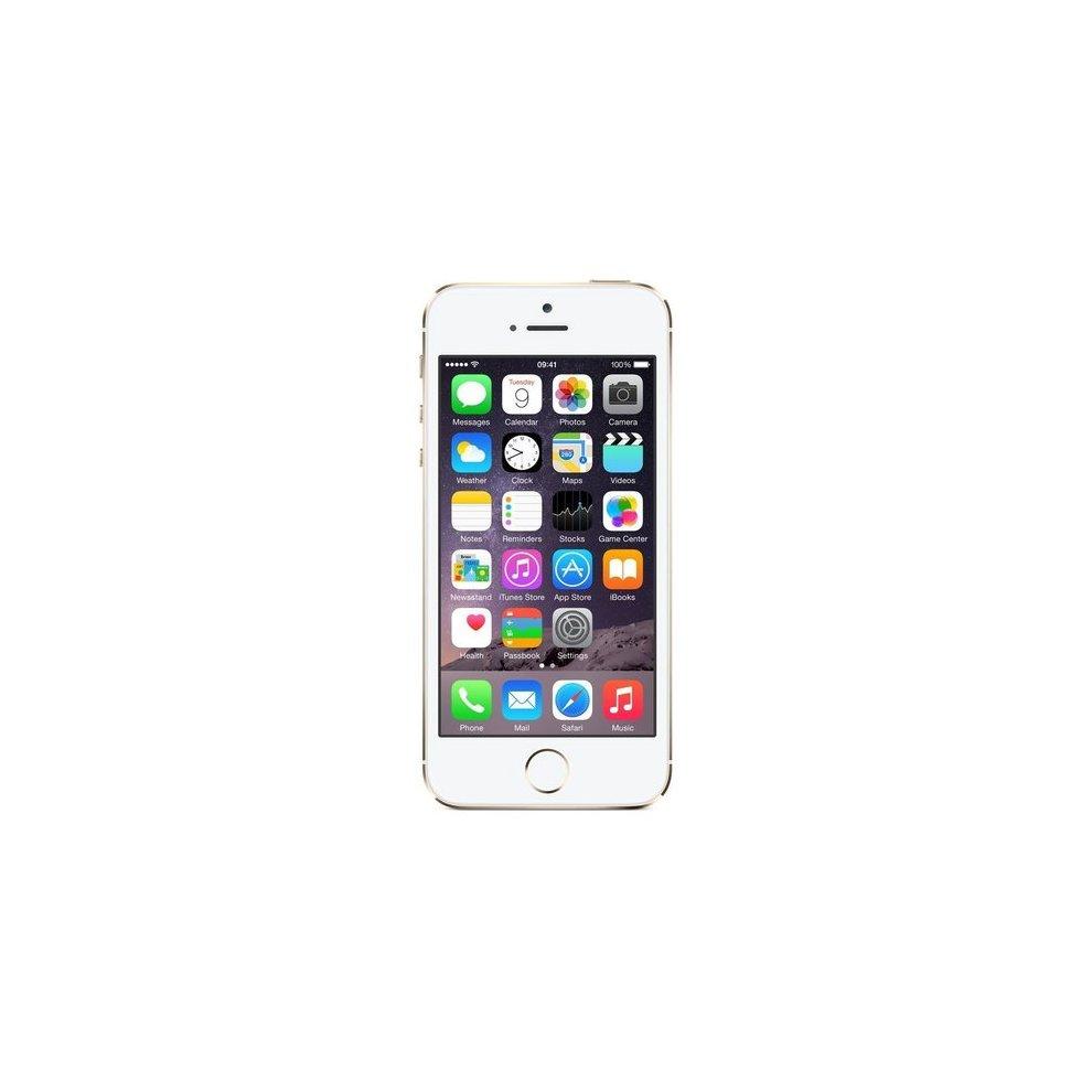 EE, 64GB Apple iPhone 5s - Gold