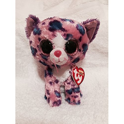 3b3c6a03edd Ty Beanie Boos Reagan - Leopard (Claires Exclusive) on OnBuy