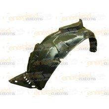 Honda Jazz 2002-2008 Front Wing Arch Liner Splashguard Left N/s