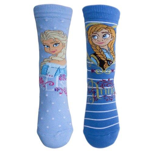 Frozen Socks - Pack of 2 - D3