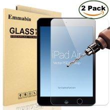 """[2 Pack] iPad Air / iPad Air 2 / Pro 9.7"""" Screen Protector,"""