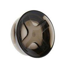 High Quality ACRYL Fashion Creative Bathroom Soap Dish/Soap Holder BLACK