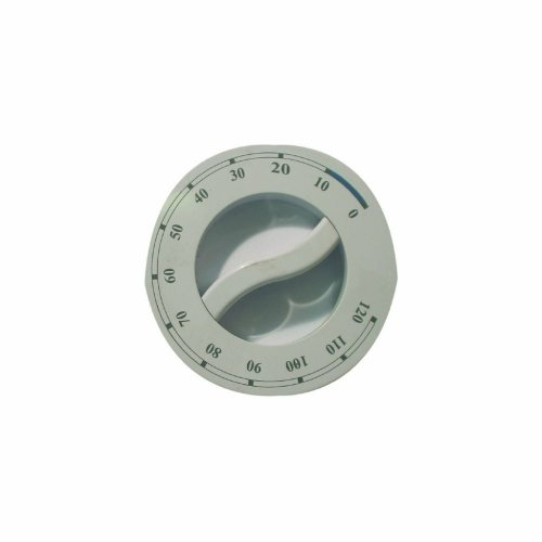 Indesit White Silkscreened Tumble Dryer Timer Knob
