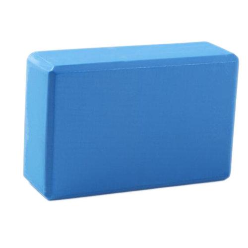 Yoga Brick High-densit Environmental Yoga Blocks Yoga Starter Auxiliary Tool Foam Fitness-Blue