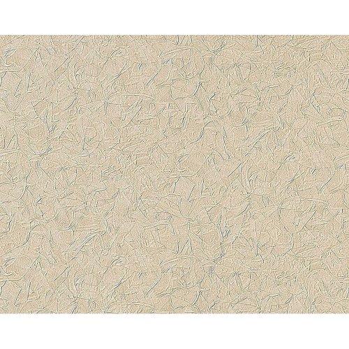 EDEM 925-33 embossed non-woven wallpaper venetian plaster beige silver 10,65 sqm