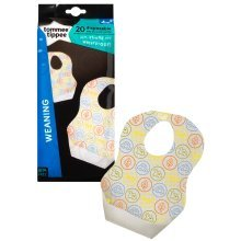 Tommee Tippee Explora 20 Disposable Bibs