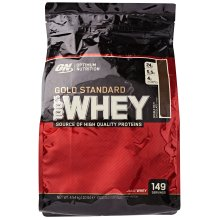 Optimum Nutrition Gold Standard 100% Whey Protein 4.54 kg, Double Rich Chocolate