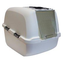 Jumbo White Tiger Litter Box