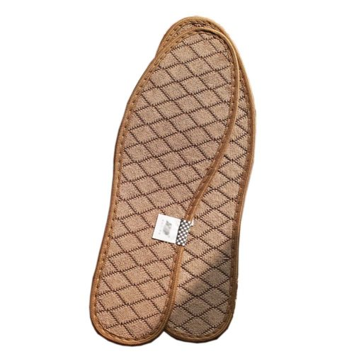 4 Pairs of Healthy Breathable Insoles Deodorant Shoes Inserts Shoe Cushions for Men/Women, H