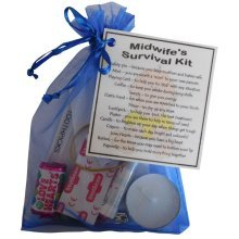 Midwife's Survival Kit - A great way to thank your Midwife