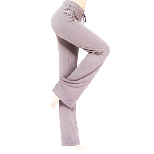 Women Women's Super Soft Modal Yoga Gym Workout Track Lounge Pants?dark grey