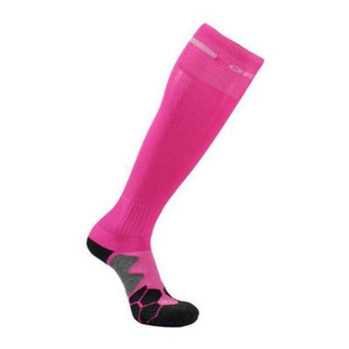 Outdoor Sport Non-Slip Soccer Socks Pink Thickening  Adults Socks