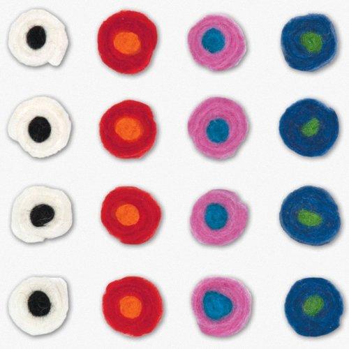 D72-73642 - Dimensions Wool Felt - Mini Sushi