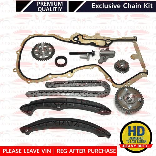 For VW Beetle CC Eos Golf Plus Jetta Passat Polo 1.4 1.6 Timing chain kit VVT