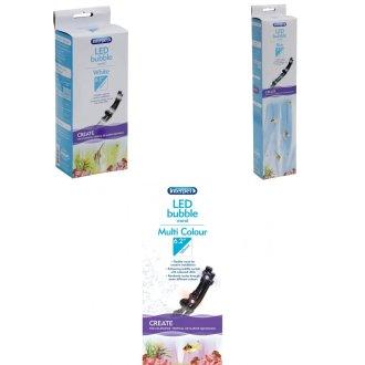Interpet Limited LED Aquarium Bubble Wand (UK Plug)