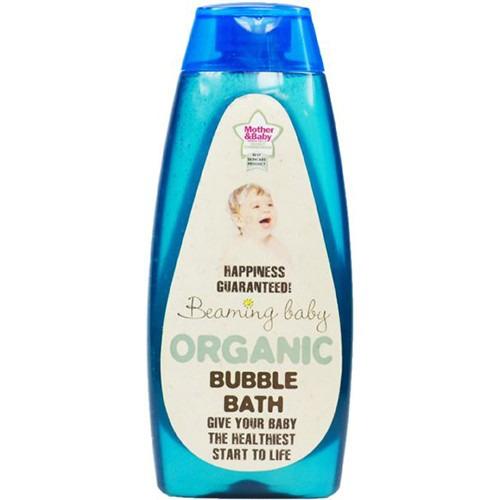 Beaming Baby Certified Organic Bubble Bath 250ml
