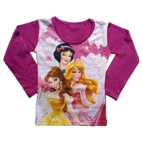 Princess T Shirt - Design 2 - Purple