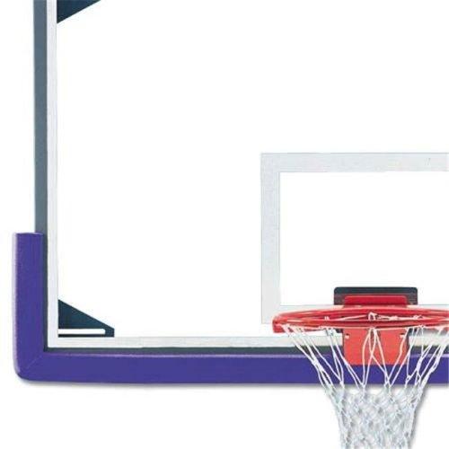 Pro-Mold Indoor Basketball Backboard Padding, Gray
