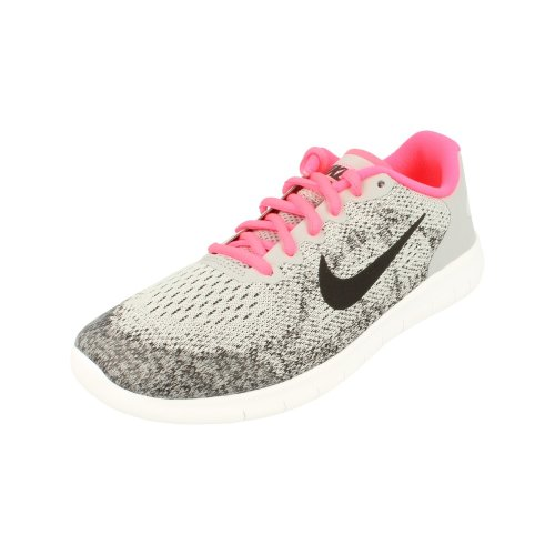 Nike Free RN 2017 GS Running Trainers 904258 Sneakers Shoes