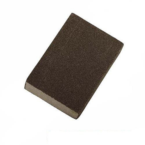 Medium & Coarse Foam Sanding Block - Silverline 868564 -  sanding foam block coarse silverline medium 868564