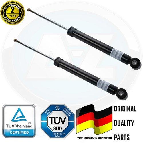 MGZT 75 Tourer Estate Rear suspension shockers shock absorber non self leveling
