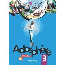 Livre de l'eleve 3 & CD-audio (Adosphere)