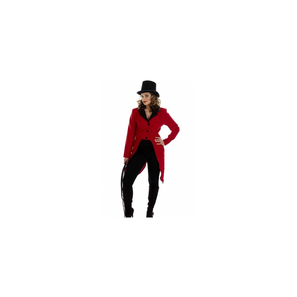 Extra Extra Large Red Adultu0027s Circus Ring Master Jacket - Fancy Dress Ring - circus jacket ...  sc 1 st  OnBuy & Extra Extra Large Red Adultu0027s Circus Ring Master Jacket - Fancy ...