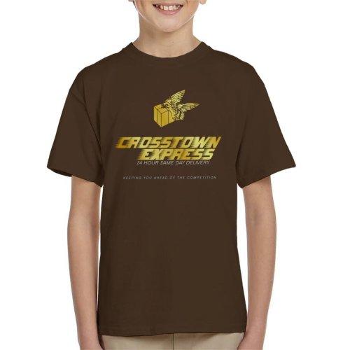 Crosstown Express Delivery Se7en Kid's T-Shirt