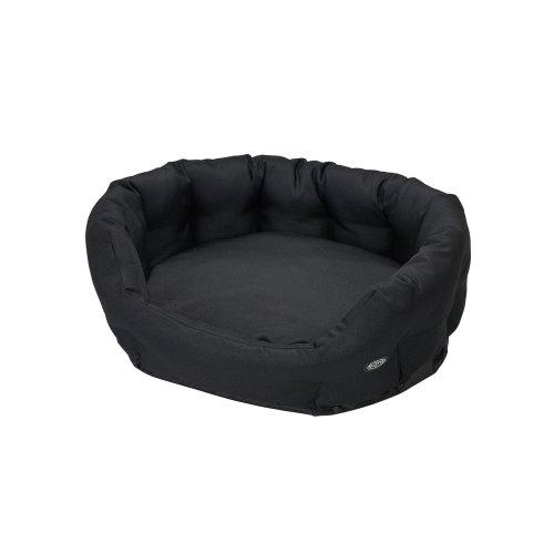 Buster Premium Cocoon Bed Black 100cm