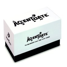Accentuate guess the accent Party Game Features 30 accents