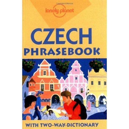 Czech (Lonely Planet Phrasebook)
