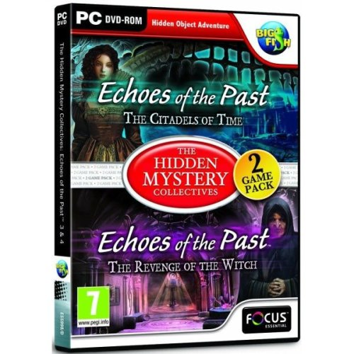 Echoes of the Past 3 & 4 (the Hidden Mystery Collectives)