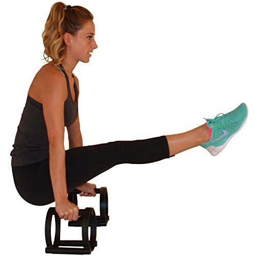 P Fit Push Up Bars Balance Stretch Set Of 2 Prodigy Fit