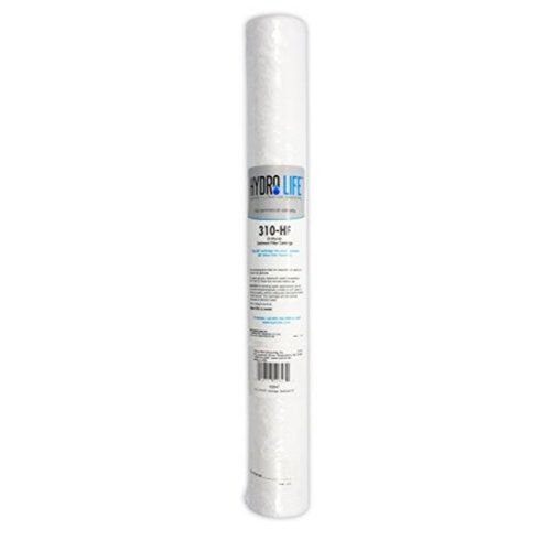 Camco 52647 300 Series Cartridge 310-HF Sediment Hydro Life Filter , Pack of 6